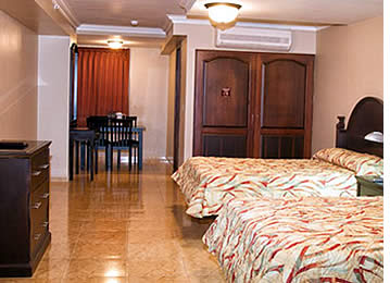 Double Room at Hotel Milan in Panama City